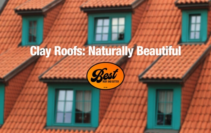 Clay Roofs: Naturally Beautiful