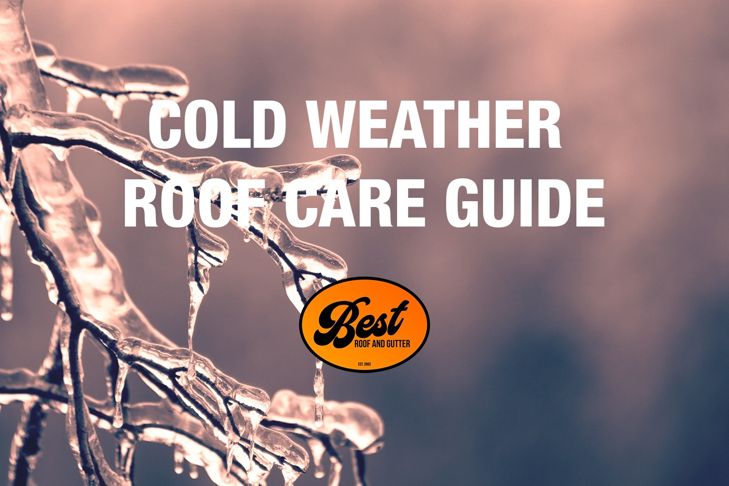 Cold Weather Roof Care Guide