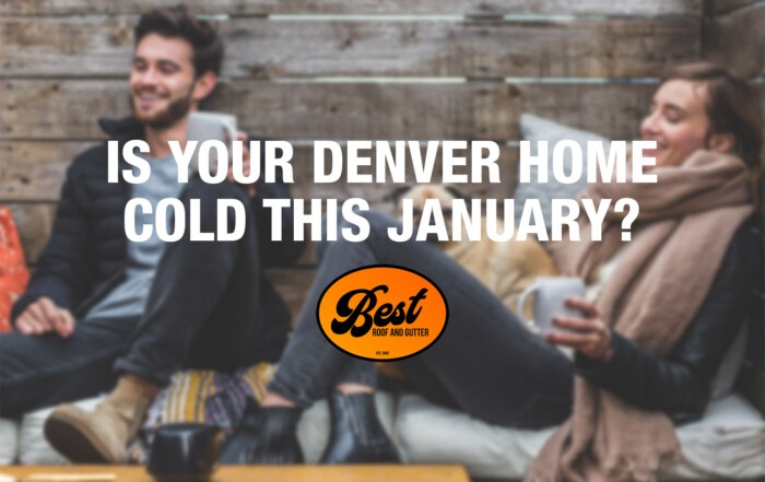 Is Your Denver Home Cold This January?